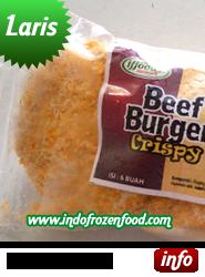 daging burger crispy