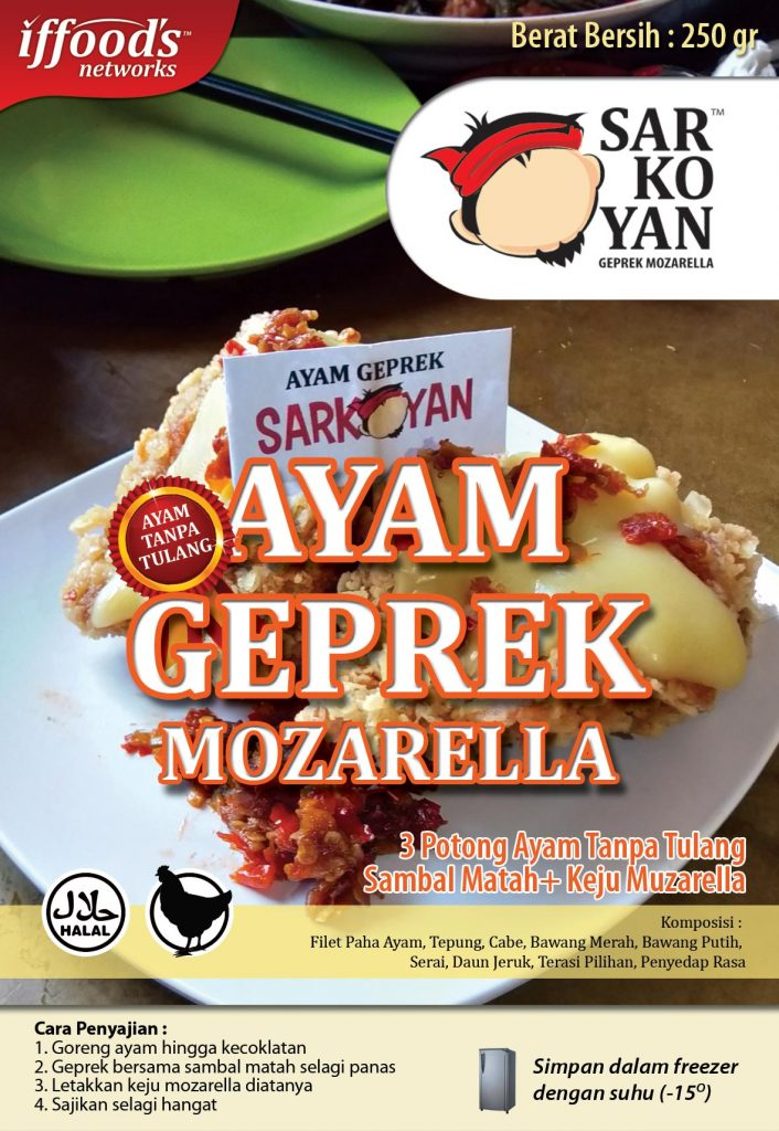 Ayam Mozarella